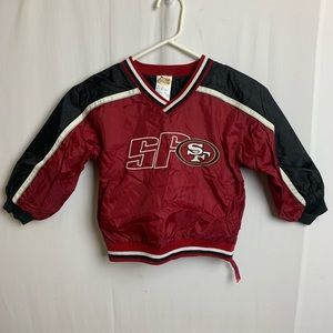 finest selection d4e22 a8cea Kids 49ers Jacket on Poshmark